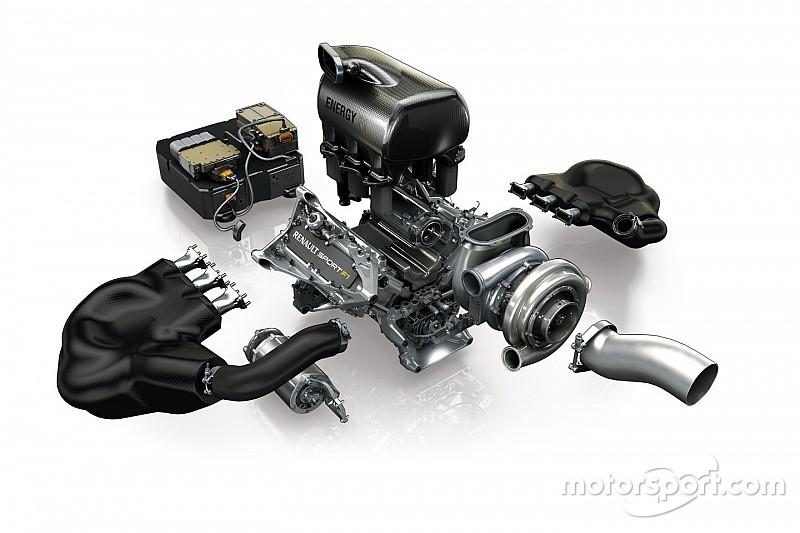 Renault entwickelt für 2017 komplett neuen Formel-1-Motor