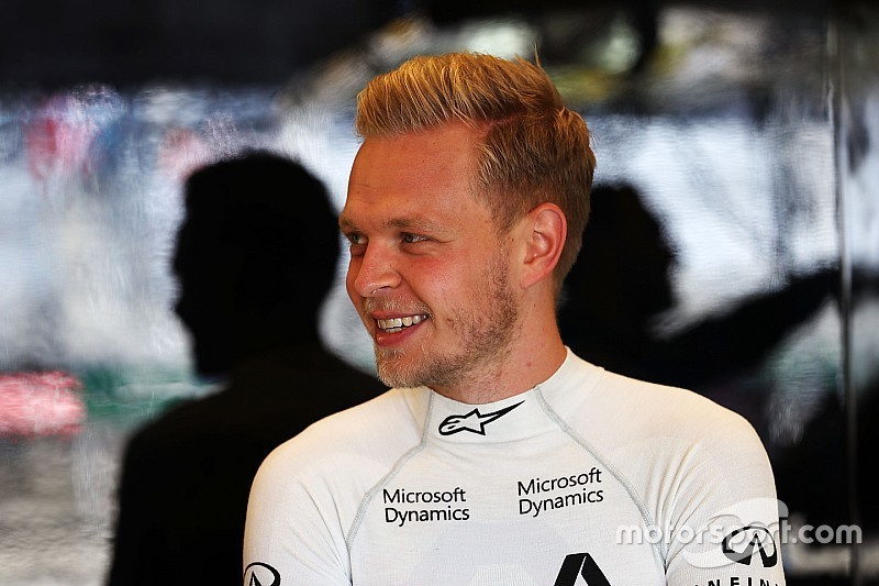 【F1】2017年マグヌッセンがハースへ移籍か? 契約交渉は最終段階へ