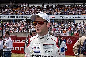 WEC News Tandy ersetzt Webber im LMP1-Aufgebot von Porsche in der WEC