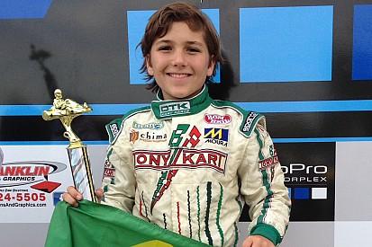A harmadik generációs Fittipaldi is úton a Forma-1-felé