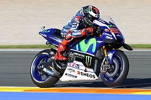 MotoGP Practice report MotoGP Valencia: Lorenzo pertajam catatan waktu di FP2