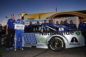 NASCAR Cup Qualifyingbericht NASCAR in Phoenix: 1. Sprint-Cup-Pole für Alex Bowman