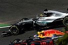 La grille de départ du Grand Prix du Brésil