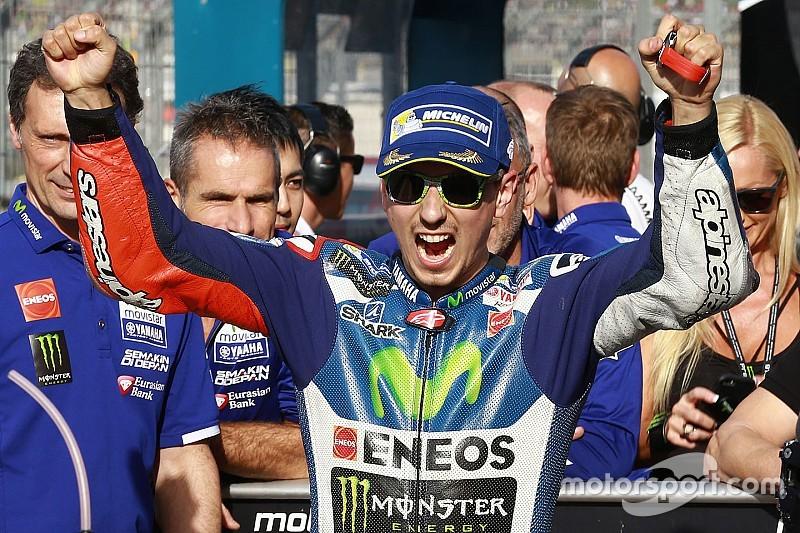 """Lorenzo: """"Hoy fue mi día, todo lo que probé me salió bien"""""""