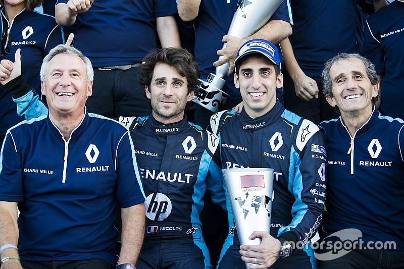"""Керівник Renault вихваляє """"ідеальну гонку"""" в Марракеші"""