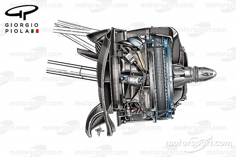 Video: El desarrollo de Mercedes en los frenos delanteros para 2017