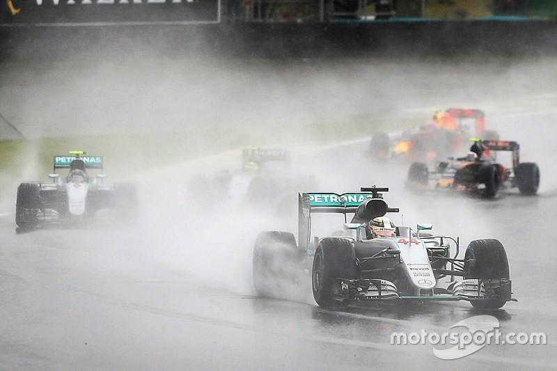 Nigel Mansell kritisiert zu starres Regelwerk bei Formel-1-Regenrennen
