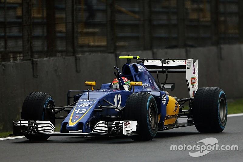 Наср: Очки в Бразилії мають смак перемоги для Sauber