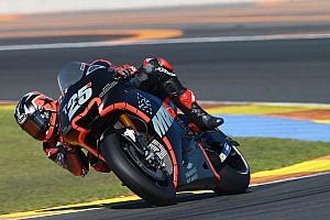 MotoGP Laporan tes Tes Valencia: Vinales ungguli Rossi, Lorenzo ketiga