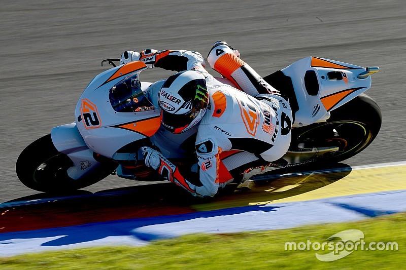 Рінс отримав травму спини під час аварії на тестах у Валенсії