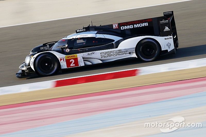 EL2 - La Porsche #2 assure et se rassure