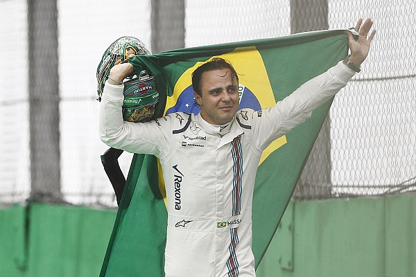 F1 【フェリペ・マッサコラム】「最後の母国GPは魔法のような週末。あんな光景は見たことがない」