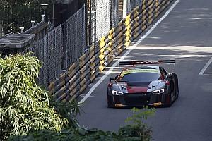 GT Qualifyingbericht GT in Macau: Pole-Position für Audi vor Porsche und Mercedes