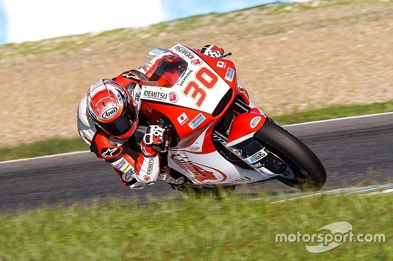 Nakagami mendominasi tes Moto2 di Jerez