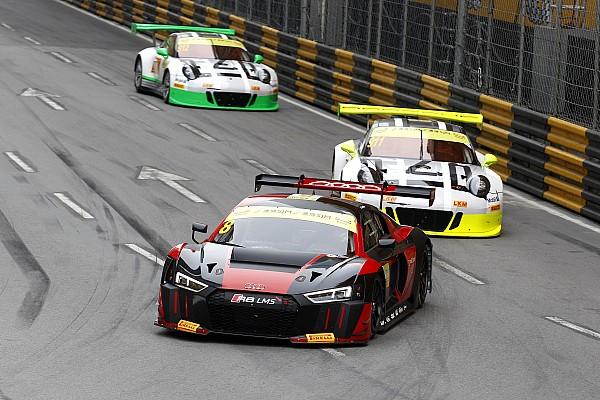 Course qualificative - Vanthoor domine les Porsche, Mortara dans le mur