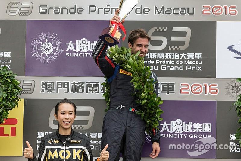 GP de Macao: Da Costa gana la clasificatoria y Juncadella es 7º