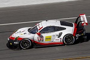 IMSA Résumé d'essais Les nouveautés des essais de Daytona