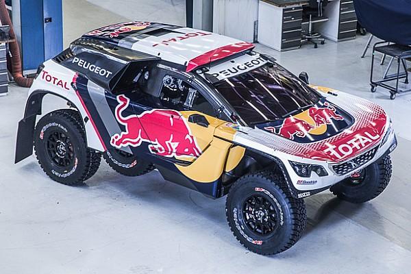 Peugeot: ecco la livrea che vestirà le 3008 DKR alla Dakar 2017