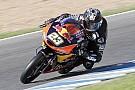 Bagnaia y Antonelli dominan el test de Moto2 y Moto3 en Cheste