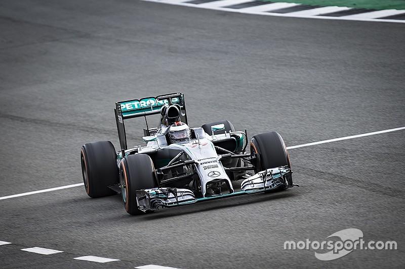 Видео: тесты Лоренсо с Mercedes AMG F1