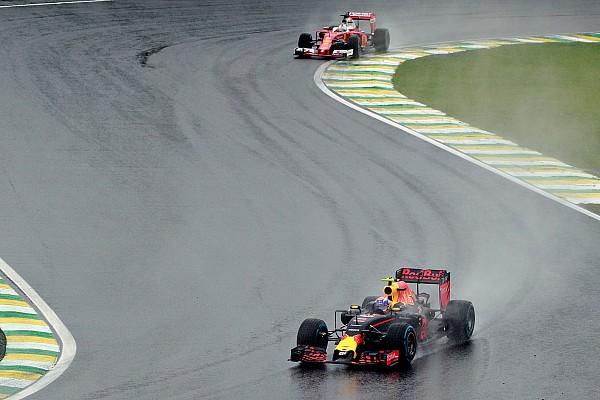 F1 【F1ブラジルGP】フェルスタッペン「ベッテルからメッセージが来た」