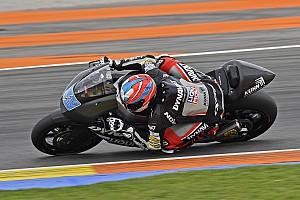 Moto2 Feature Bildergalerie: Marcel Schrötter testet sein neues Moto2-Bike