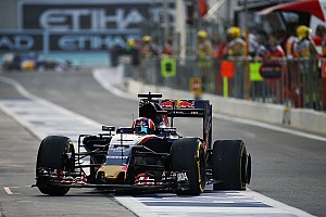 Formule 1 Actualités Toro Rosso cherche encore la raison de ses défaillances pneumatiques