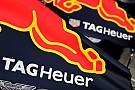 Red Bull verlengt samenwerking met TAG Heuer