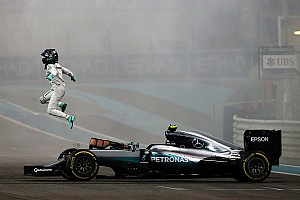 Nico Rosberg ist Formel-1-Weltmeister 2016