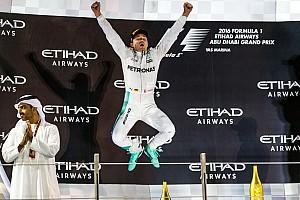 Fórmula 1 Noticias El camino de Rosberg al título