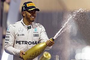 Formule 1 Réactions Stewart sur Hamilton :