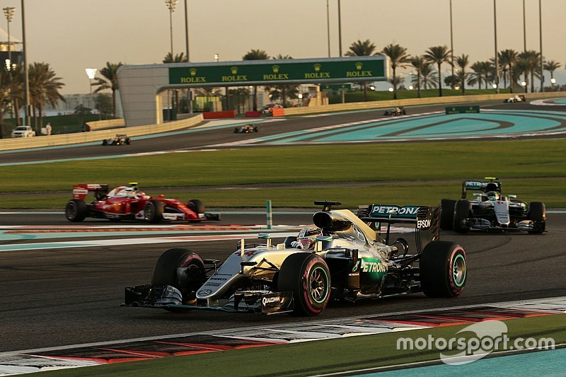 """【F1】ハミルトンが処分を受ける? 「""""無秩序さ""""に厳しく対応することもある」とメルセデス"""