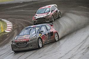 World Rallycross Opinión El Mundial de Rallycross, con la impronta del Grupo B