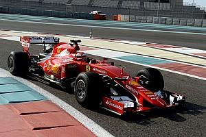 F1 Noticias de última hora Pirelli termina los test de F1 para 2017 y empieza el