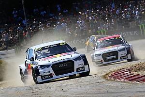 World Rallycross Actualités Ekström attend un soutien d'Audi pour continuer