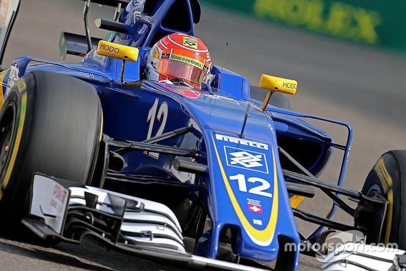 """Nasr fala em """"tentar qualquer coisa"""" para permanecer na F1"""