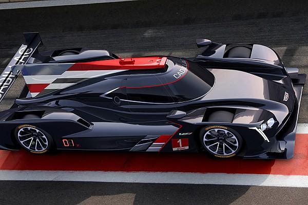 Presentato il nuovo Prototipo IMSA made-in-Cadillac!
