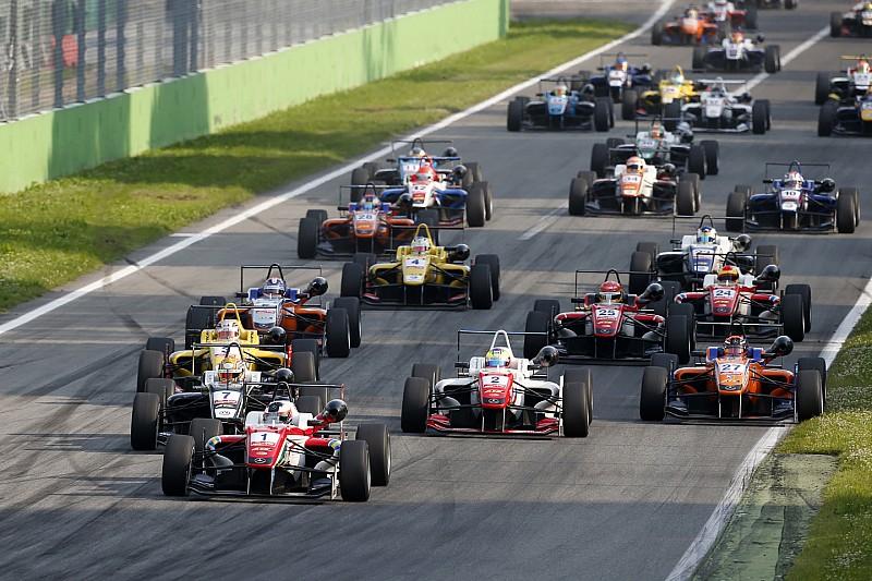 Monza volta a fazer parte do calendário da F3 em 2017