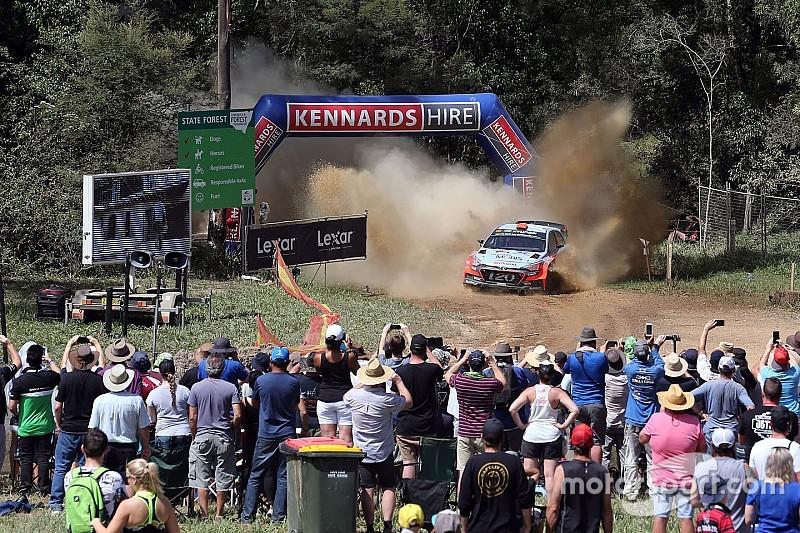 WRC verkündet Kalender 2017 und Regeländerung