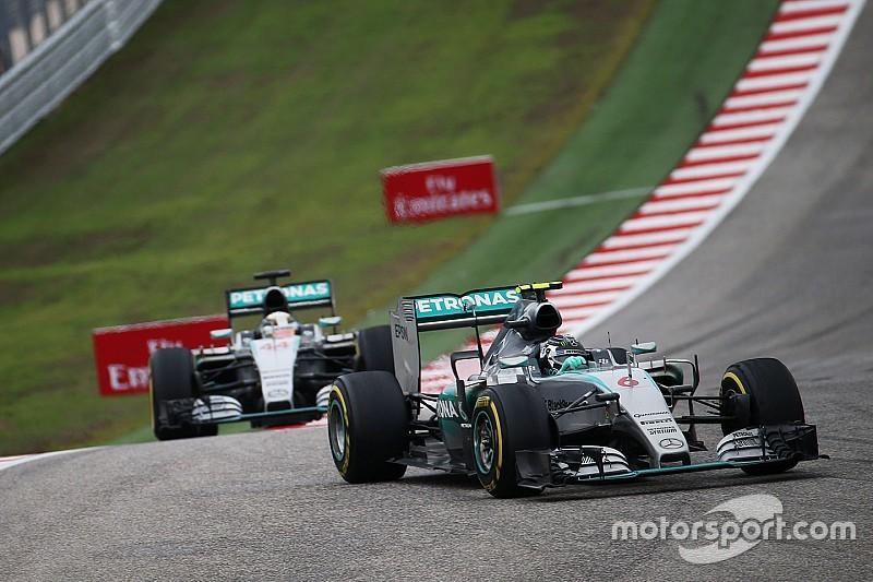 """La """"horrible"""" experiencia de Austin 2015 marcó a Rosberg"""