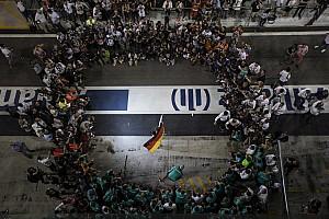 F1 Artículo especial GALERÍA: La trayectoria de Nico Rosberg en imágenes