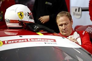Ferrari Rennbericht Ferrari-Weltfinale in Daytona: Rusty Wallace bei Ferrari-Challenge im Fokus