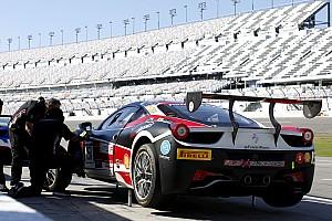 Ferrari Gara Loefflad regola Lovat e centra il successo nella Coppa Shell