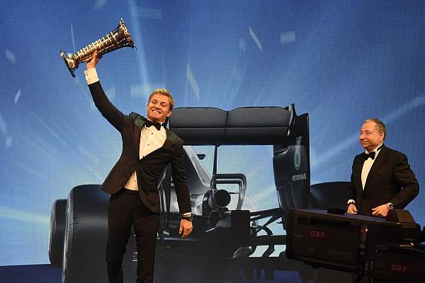 Gala FIA - Les champions du monde 2016 ont reçu leurs trophées