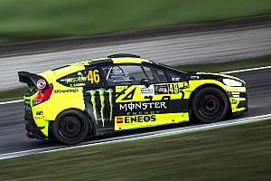 Rallye Rennbericht MotoGP-Star Valentino Rossi gewinnt Monza Rally Show zum 5. Mal