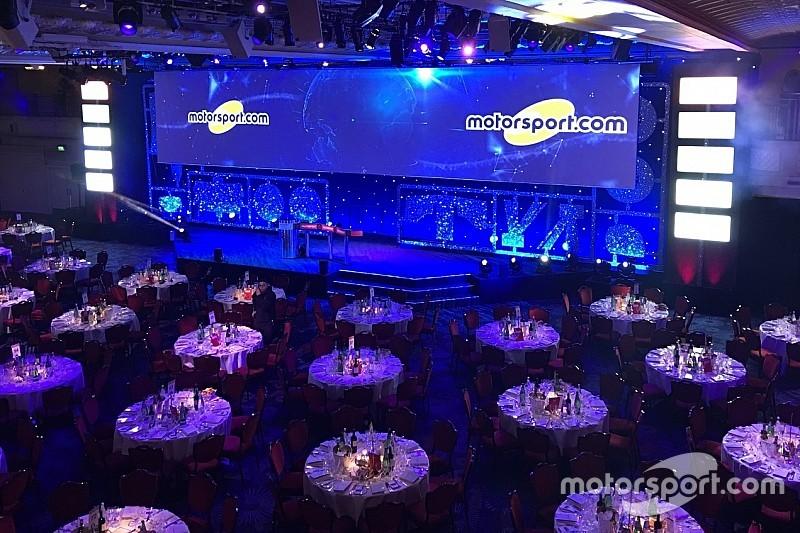 Los premios Autosport 2016 se emiten en directo esta noche