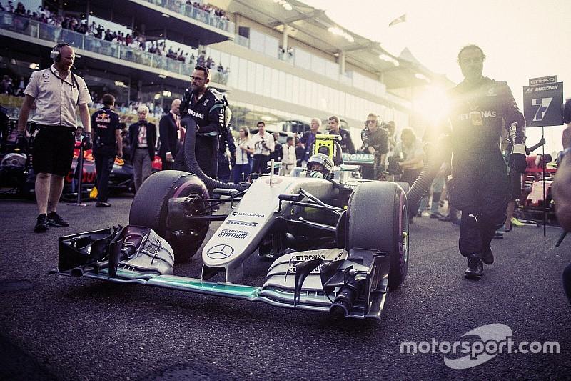 """Ferrari over vertrek Rosberg: """"Verwacht geen zwakker Mercedes"""""""