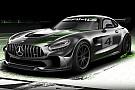 GT Mercedes-AMG ontwikkelt GT4