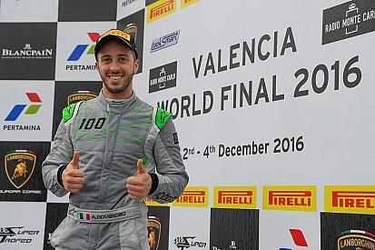 Debut impresif Dovizioso di Lamborghini Super Trofeo