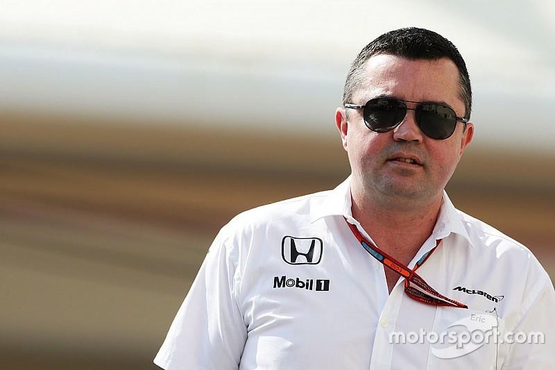 Chefe da McLaren revela apoio e celebra volta de GP francês